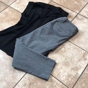 [merona] Cropped Dress Slacks